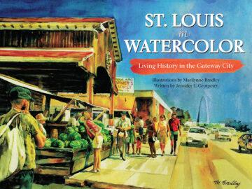 St. Louis in Watercolor