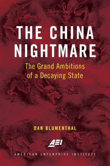 The China Nightmare