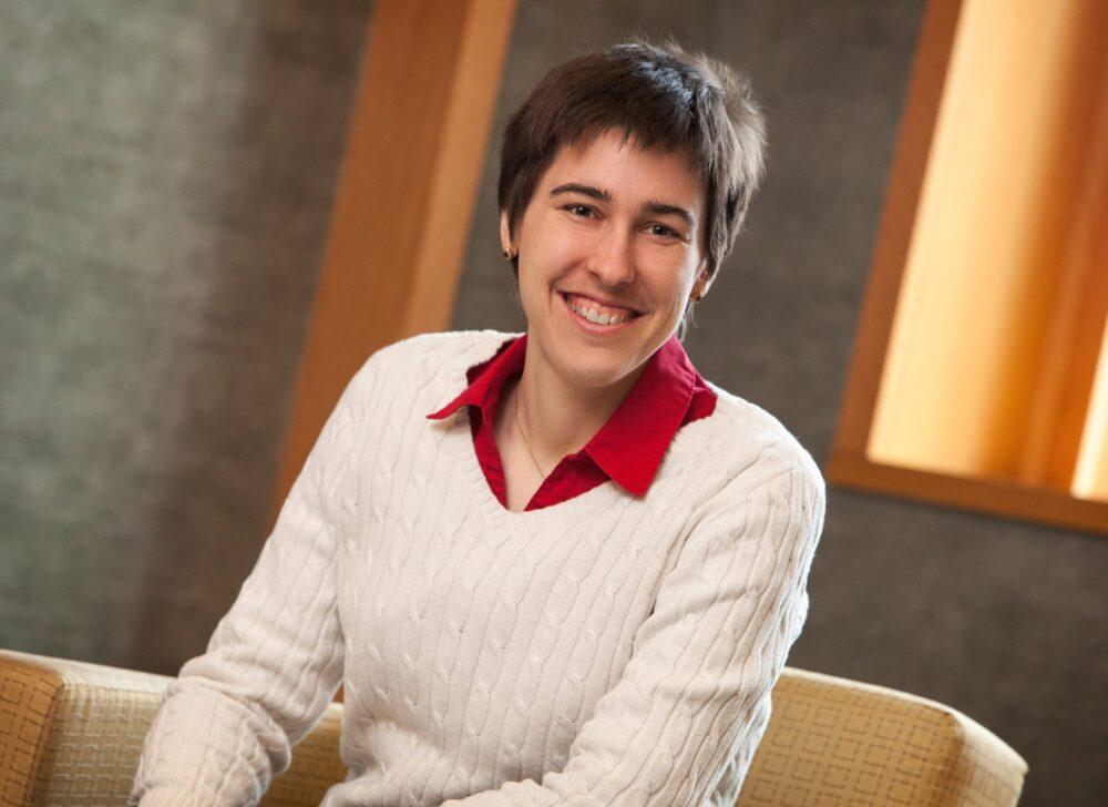 Headshot of Patricia Weisensee