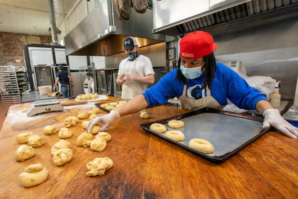 University Dining partners with social enterprise Bridge Bread