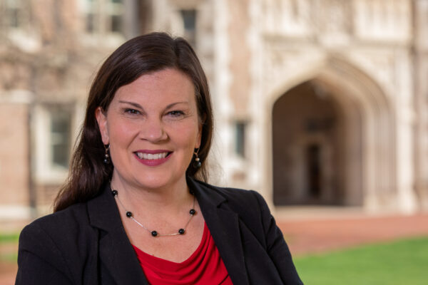Flory appointed vice chancellor for marketing and communications