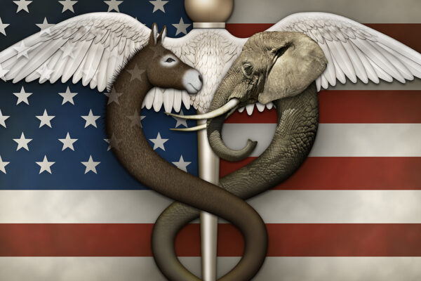 Widening political rift in U.S. may threaten science, medicine
