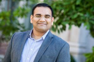 Headshot of Vijay Ramani