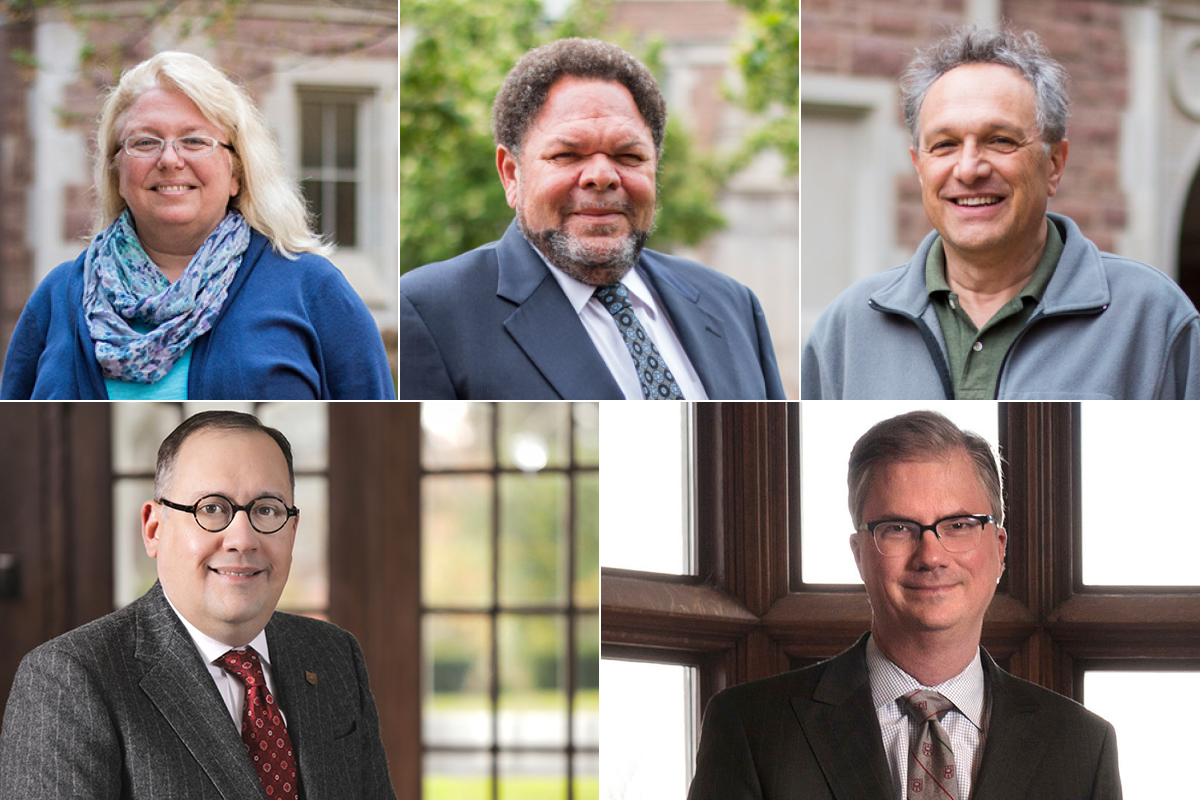 Chancellor, four others named to American Academy of Arts & Sciences