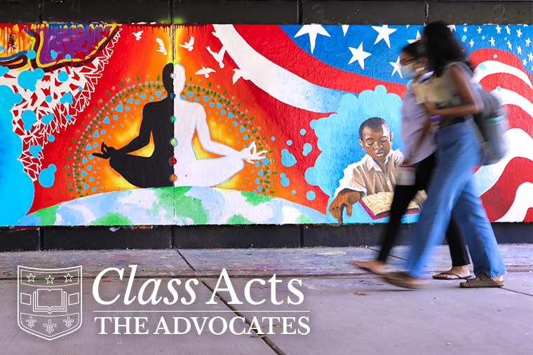 Class Acts: The Advocates