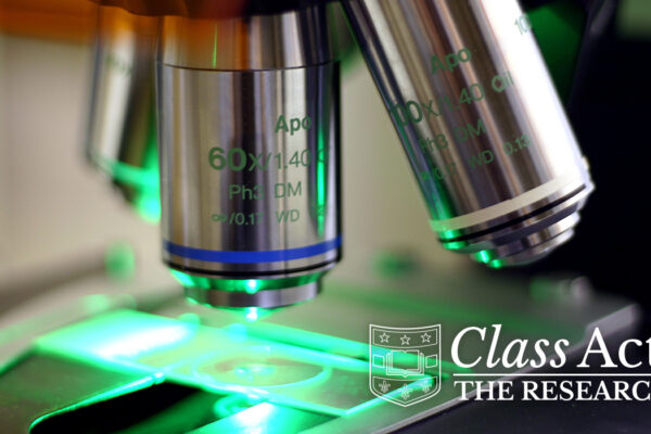 Class Acts: The Researchers