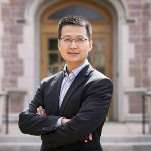 Peng Bai faculty shot