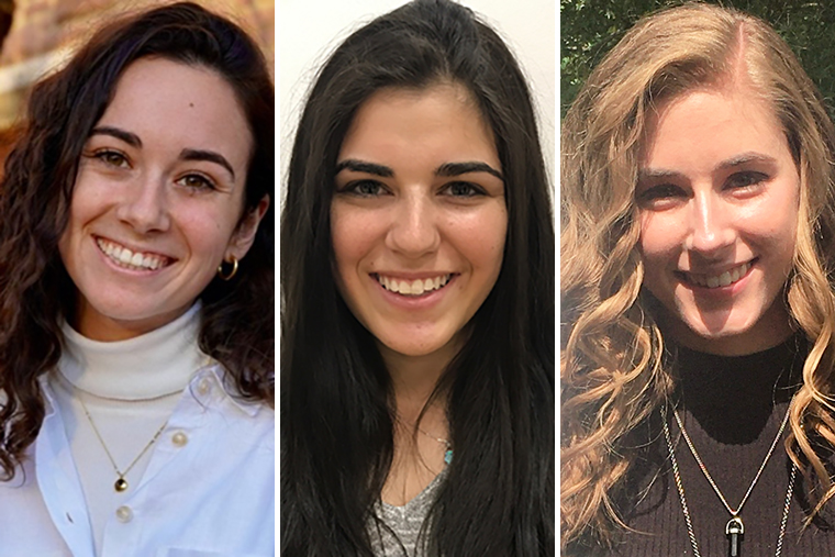 Women's Society presents student awards, honors Early