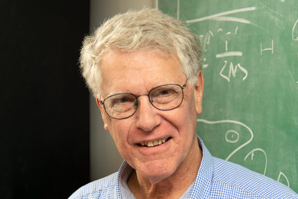 Elson elected to National Academy of Sciences