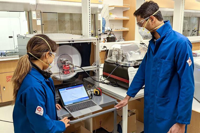 University researchers to design airborne virus detectors
