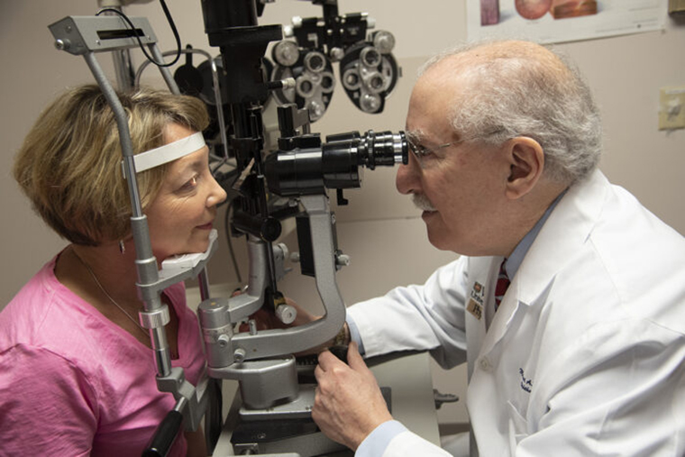 Treatment not always needed to prevent vision loss
