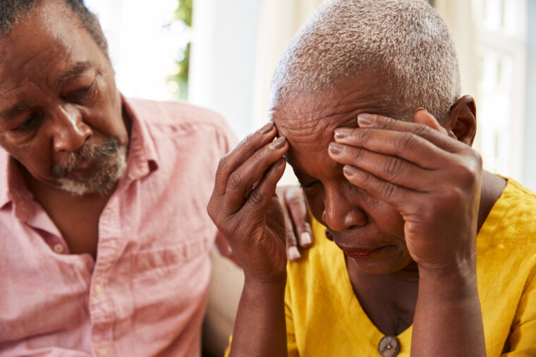 Breast cancer's impact on African American marriages