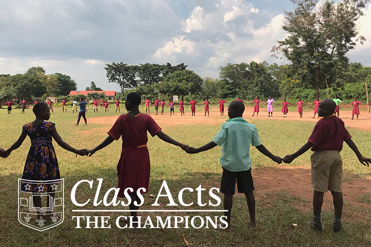 Class Acts: The champions for health equity