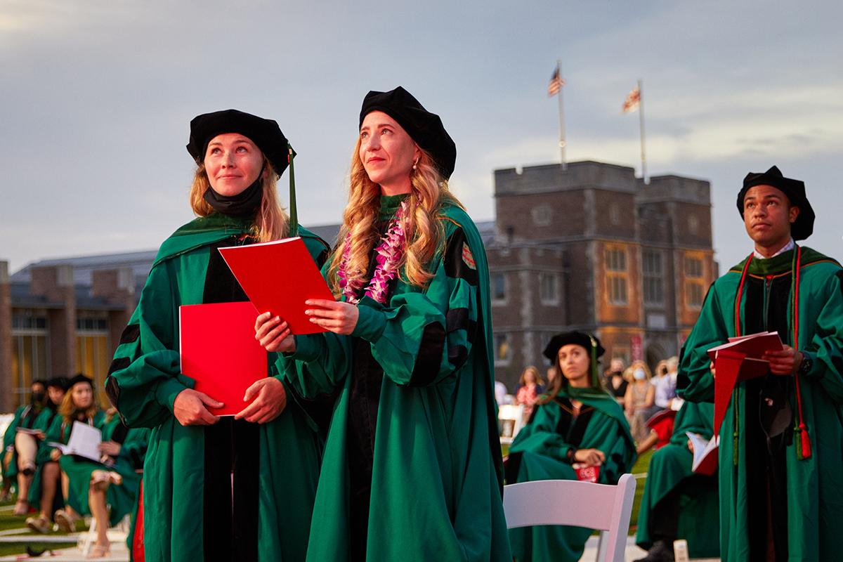 Medical school celebrates its graduates