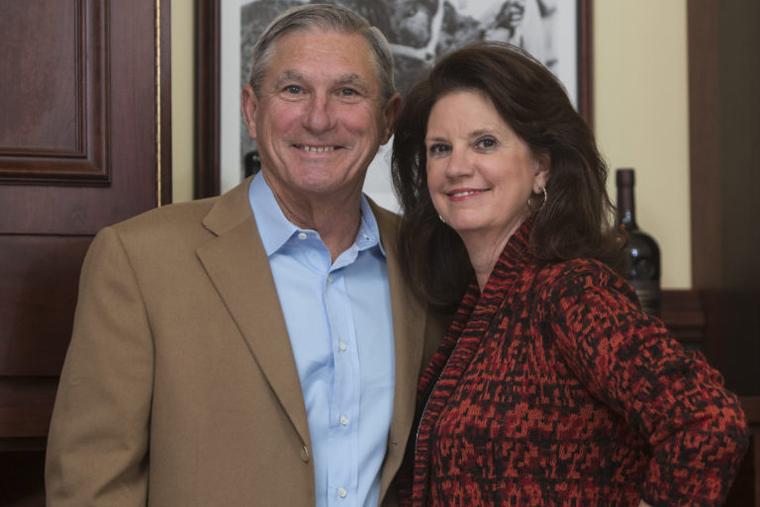 Judy and Jerry Kent to receive Harris Award