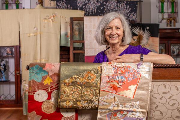 Rebecca Copeland: On learning to wear a kimono