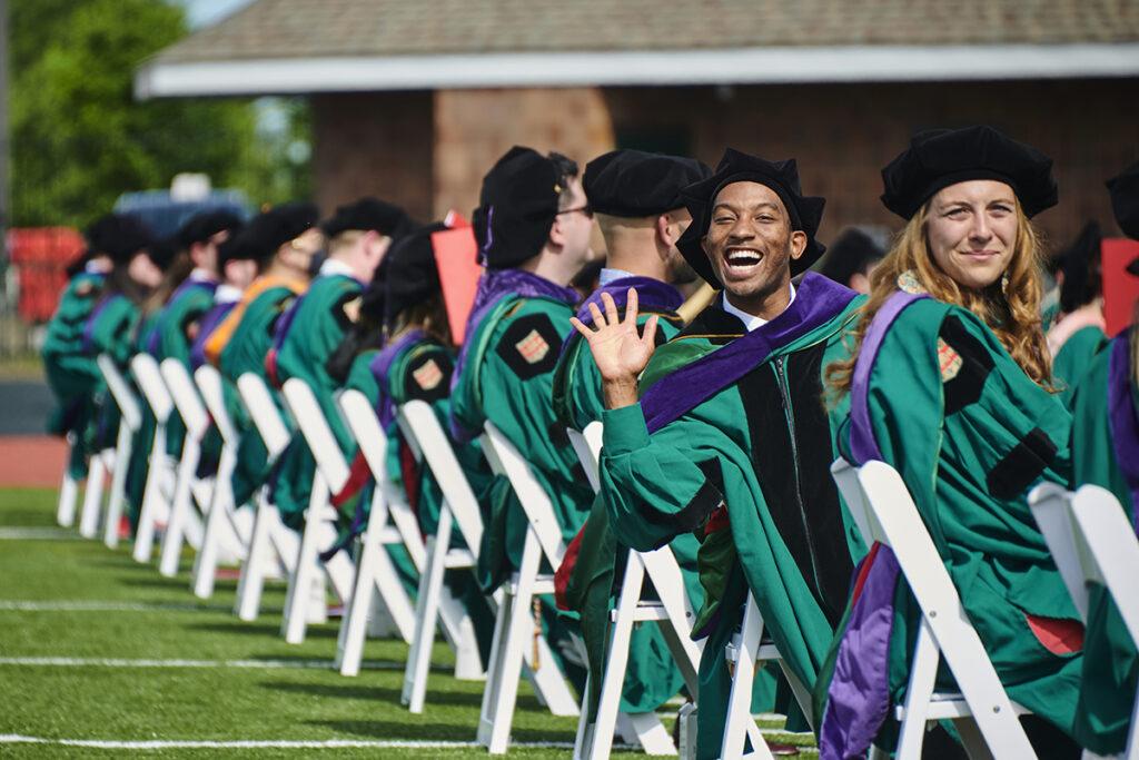 Commencement 2020 graduates