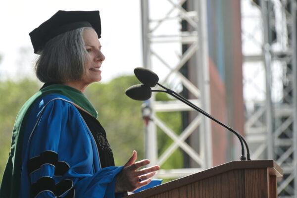 Julie L. Gerberding's address to the Class of2020