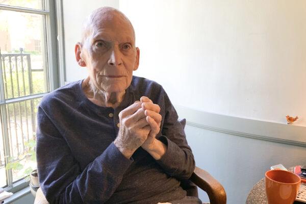 Leslie Laskey, professor emeritus of architecture,99