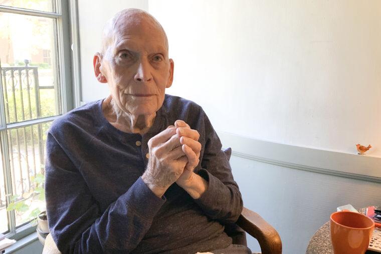 Leslie Laskey, professor emeritus of architecture, 99