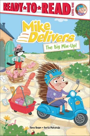Mike Delivers