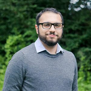 Headshot of William Nomikos
