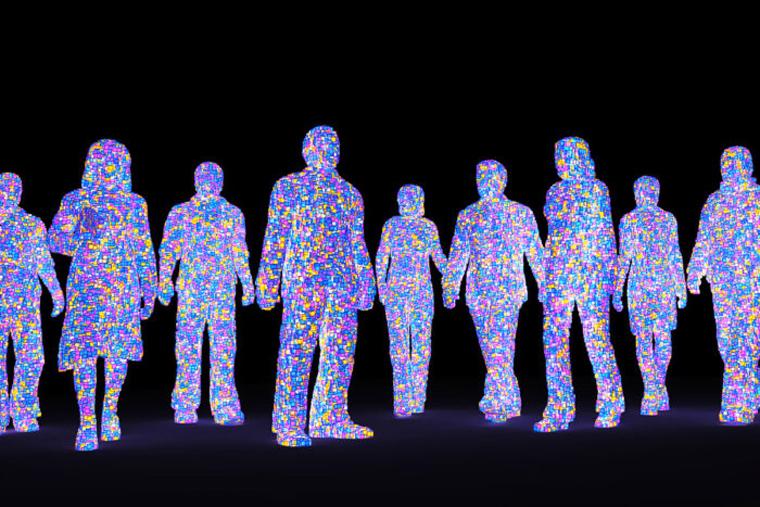 Synthetic data mimics real health-care data
