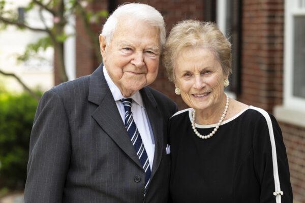 Bauers' generous gift will establish leadership academy for Danforth Scholars