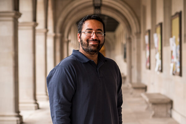 Physicist Mukherji awarded $1.97 million to study cellular design