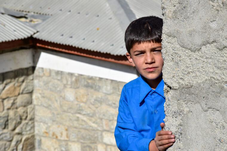 Afghanistan boy