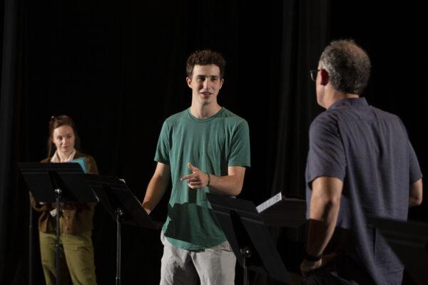 Inside the Hotchner Festival: Zachary Stern