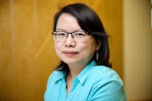 Headshot of Hong Chen, Associate Professor Biomedical Engineering in the McKelvey School of Engineering at Washington University in St. Louis