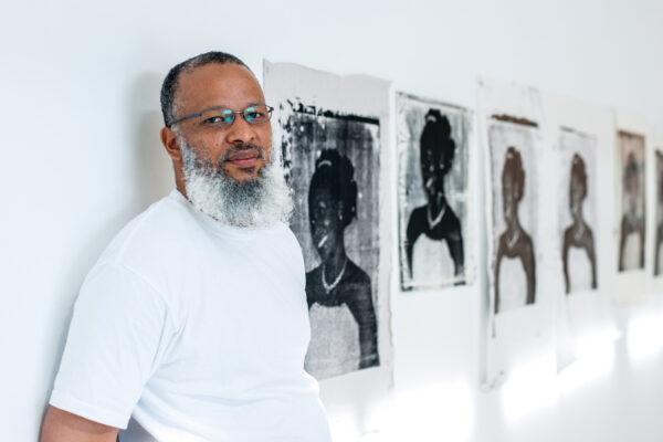 Mokgosi named 2021-22 Freund Teaching Fellow