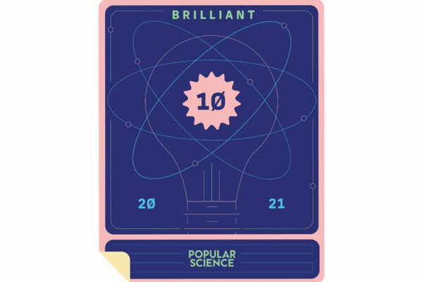PopSci names Ling one of its 'Brilliant 10'