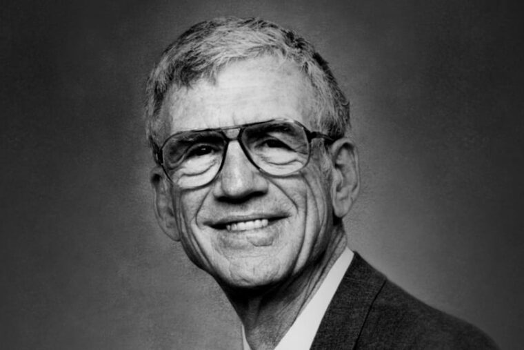 William Danforth memorial service to be held Oct. 2