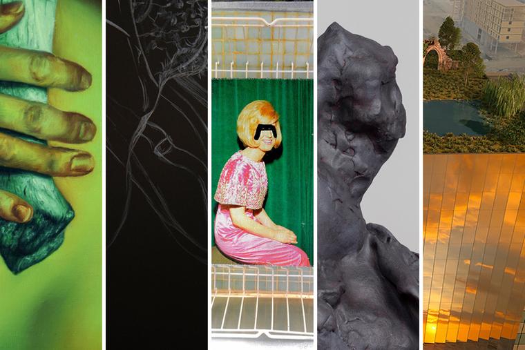 Sam Fox School Visual Art Faculty Exhibition open