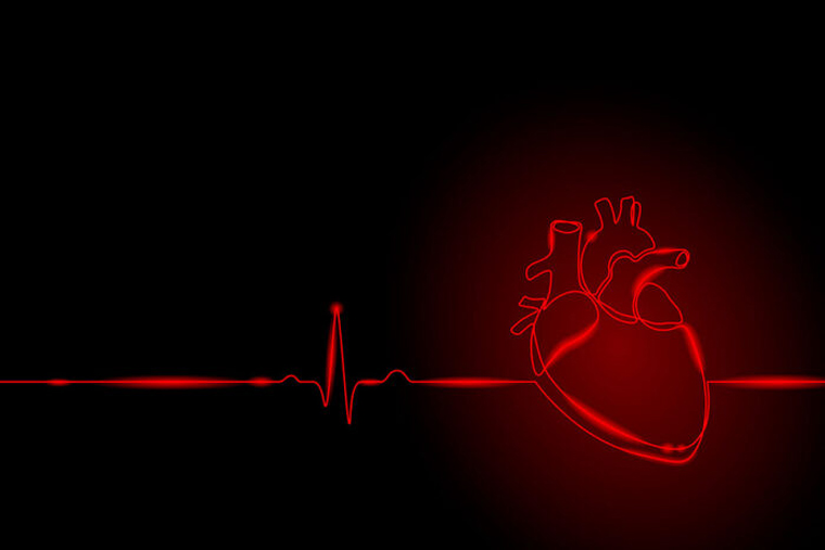 Radiation therapy reprograms heart muscle cells