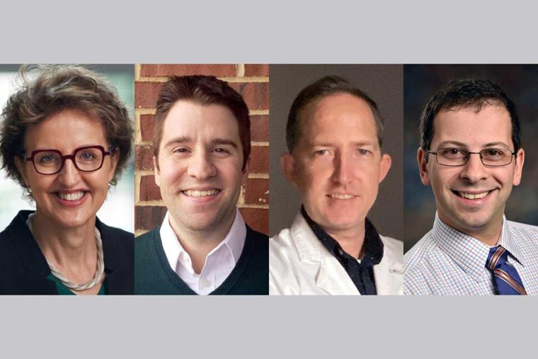 NIH awards four medical scientists prestigious grants