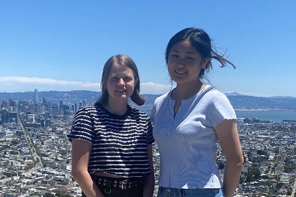 Undergraduates win international HOSA award