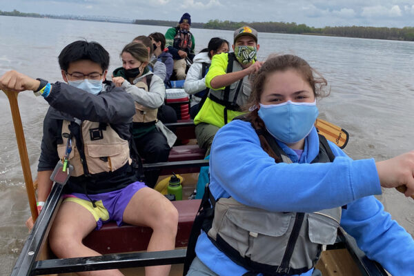 Hands-on learning to help the planet