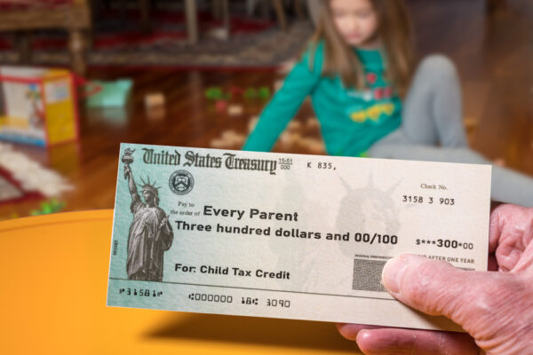 How the expanded child tax credit is helping families