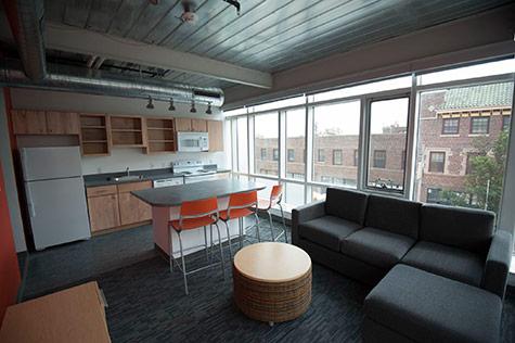 The Lofts Of Washington University Development Opens For