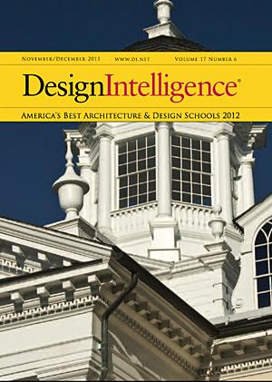 Graduate school of architecture urban design ranked 4th for Architecture design company ranking
