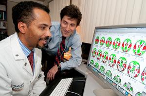 Scientists study brain scans