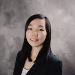 Graduate student speaker Wei Zhu adds a JD to her PhD and MBA