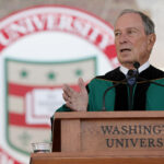 Michael Bloomberg's 2019 Commencement address at Washington University in St. Louis