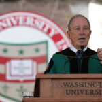 'Reclaim our civic dialogue,' Bloomberg tells graduates